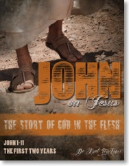 00 - John on Jesus - First Two Years - Nook cover