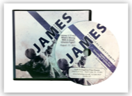 James - Part 3 - Speaking and Thinking - Audio CD Album