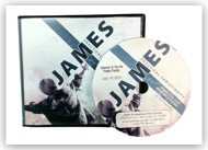 James - Part 2 - Hearing and Doing - Audio CD Album