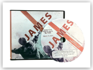James - Part 1 - Trials and Temptations - Audio CD Album