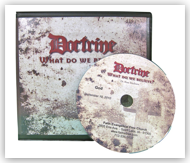 Doctrine - Audio CD Album